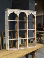 French Scraped Paint Wall Shelves or Display Box (8 of 17)