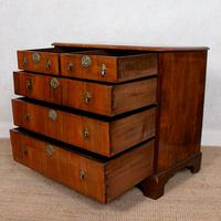18th Century Chest of Drawers Swedish Inlaid Walnut (11 of 12)