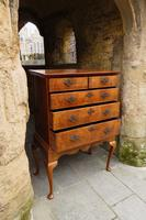 George II Walnut Chest on Stand (2 of 12)