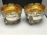 Excellent Pair of Solid Silver Bowls (2 of 5)