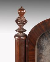 Attractive & Original 19th Century Toilet Mirror (5 of 6)