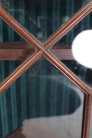 Small Edwardian Mahogany Hanging Cabinet (13 of 13)