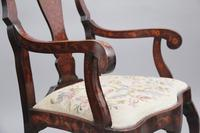 Early 19th Century Dutch Marquetry Armchair (10 of 12)