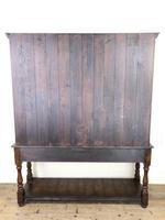 Antique Oak Pot Board Dresser (9 of 9)