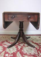 Mahogany Pembroke table (7 of 8)