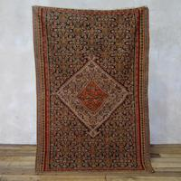 Fine Early 20th Century Senneh Kilim Rug (3 of 11)
