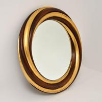 Vintage Large Giltwood Mirror by Harrison & Gil (2 of 11)