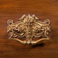 Antique Gentleman's Wardrobe, Walnut, Compactum, Waring & Gillow, Victorian (9 of 12)