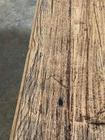 French Rustic Bleached Oak Coffee Table (8 of 17)
