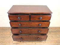 Antique Mahogany Chest of Drawers (3 of 10)
