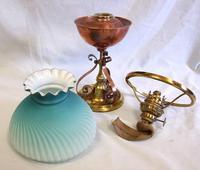 Antique Miniature Oil Lamp (8 of 9)