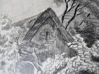 John Berney Ladbrooke Attributed Norwich School c.1860, Fine Large Sketch (5 of 6)