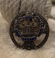 Sterling Silver Essex Regiment Brooch (3 of 3)
