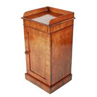 19th Century Mahogany Bedside Cabinet (3 of 7)