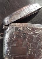 Sterling Silver Vesta Case - 1925 (4 of 4)
