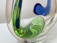 Collectible Czech Mid 20th Century by Frantisek Zemek Rhapsody Range Glass Vase (19 of 26)