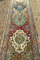 Antique Bakhtiari Carpet Runner (7 of 8)