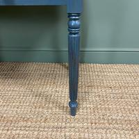 Gillows Design Regency Country House Painted Antique Side Table (6 of 7)