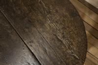 18th Century Oak Cricket Table (10 of 16)