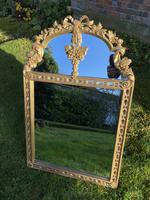 Carved Giltwood Mirror (4 of 4)