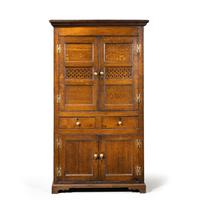 Quite Exceptionally Fine Late 18th Century Oak Cupboard (2 of 6)