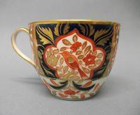 Coalport Bute Shape Cup & Saucer c.1810 (3 of 6)
