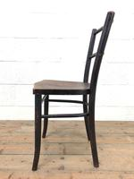 Pair of Early 20th Century Bentwood Chairs (7 of 11)