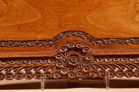 Two Colonial Very Fine Carved Wooden Trays (11 of 13)