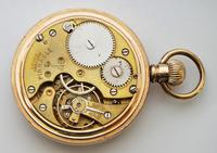 1930s Pinnacle Stem Winding Pocket Watch (4 of 4)