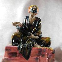 "Royal Doulton ""The Mendicant"" HN1365 Figurine (7 of 8)"