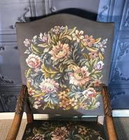 Carved Oak Chair (10 of 19)