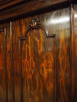 Victorian Mahogany 3 Door Wardrobe (5 of 8)