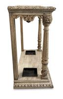 Stick and Brolly Oak Hall Stand (7 of 7)