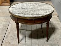 French Marble Top Coffee or Lamp Table (17 of 17)