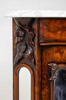 Victorian Walnut Side Cabinet (8 of 10)