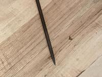 Gentleman's Walking Stick Sword Stick with Horned Handle (11 of 16)