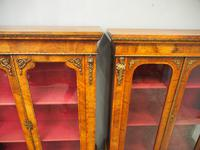 Matched Pair of Victorian Display Cabinets (14 of 17)
