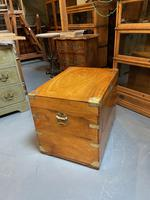 19th Century Camphor Campaign Trunk (14 of 14)