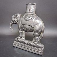 Cast Iron Elephant & Castle Doorstop (3 of 4)