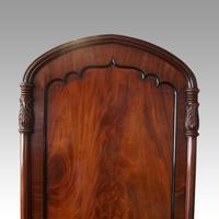 William IV Mahogany Single Wardrobe (3 of 5)