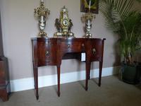 Mahogany Regency Style Sideboard