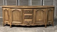 Bow Front French Bleached Oak Enfilade (2 of 11)