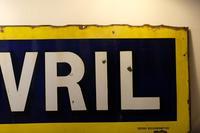 Large Antique Bovril Vitreous Enamel Sign (12 of 13)