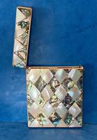 Victorian Abalone & Mother of Pearl Card Case (11 of 15)