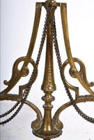 Pair of French Candelabra on Marble Bases (6 of 9)