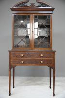 Chippendale Style Mahogany Cabinet 8937508 (4 of 13)
