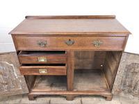 Antique Oak Cupboard on Bracket Feet (5 of 12)