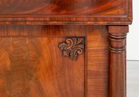 Impressive William IV Mahogany Pedestal Sideboard (6 of 9)