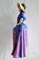 "Vintage Royal Doulton English Porcelain Figurine ~ ""Patricia"" ~ HN 1431 (2 of 5)"