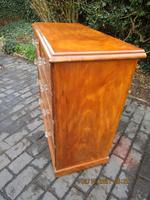 Satin Birch Chest of Drawers (4 of 6)